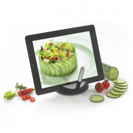 Support à tablette avec stylet Chef personnalisable
