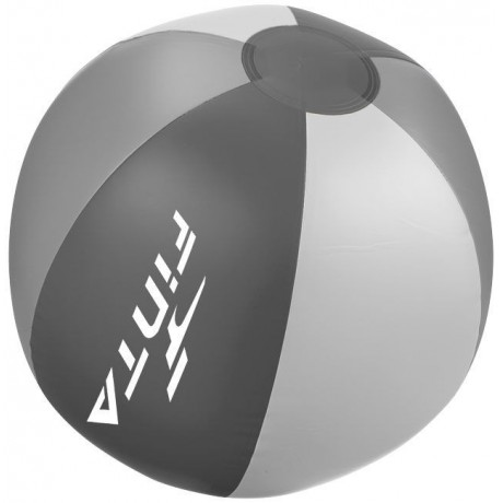 Ballon de plage plein Trias personnalisable
