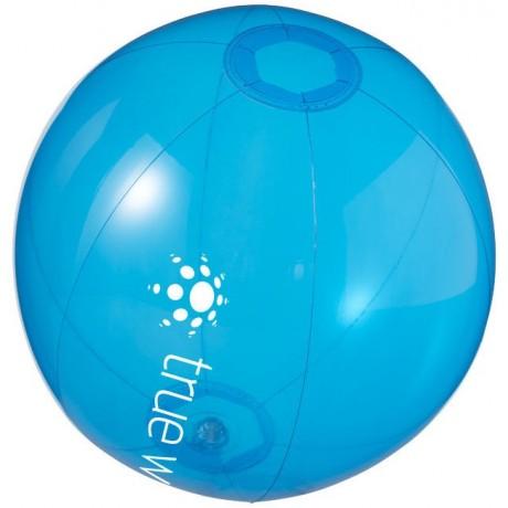 Ballon de plage transparent Ibiza promotionnel