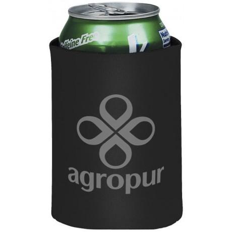 Porte-boissons isotherme pliant Crowdio personnalisé