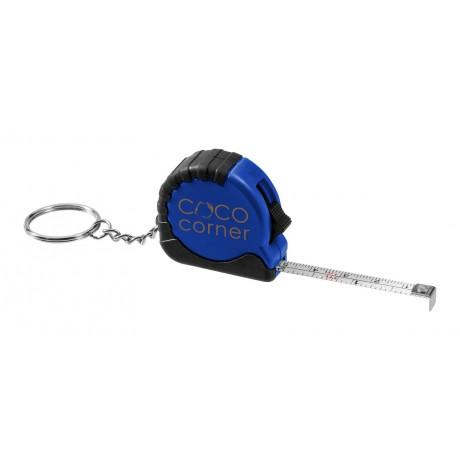 Porte-clés mètre-ruban 1 m Habana personnalisé