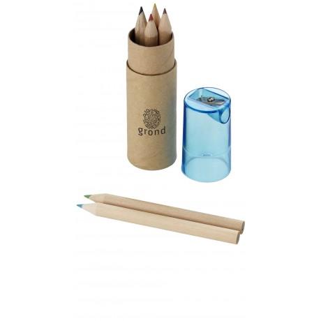 Set de 7 crayons de couleur personnalisable