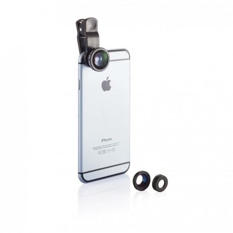 Set 3 lentilles pour caméra téléphone portable personnalisé