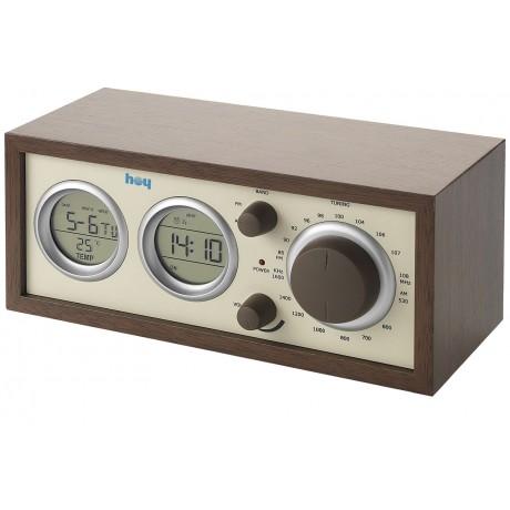 Radio Classique bois personnalisable