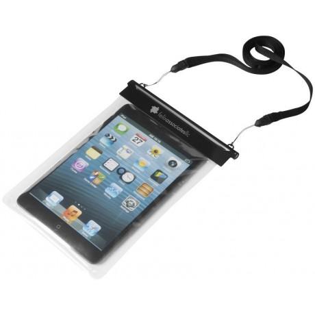 Étui étanche pour mini tablette avec pochette tactile Splash pour entreprise