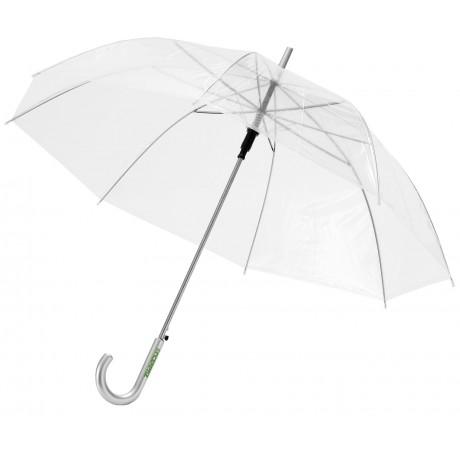 """Parapluie automatique transparent 23"""" publicitaire"""