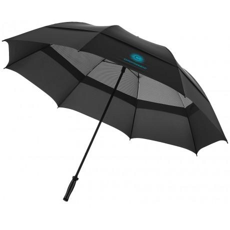 """Parapluie tempête 32"""" double couche York pour entreprise"""