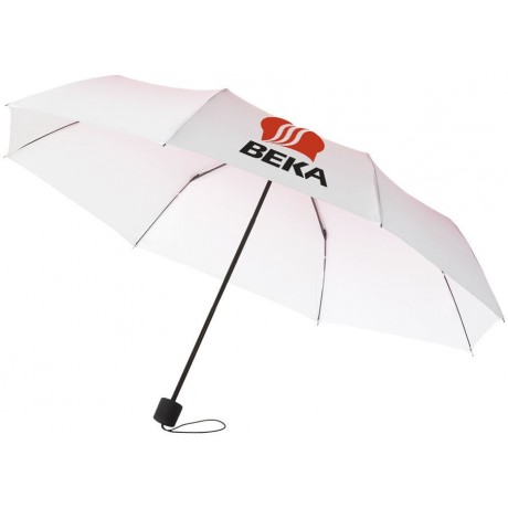 "Parapluie 2 sections de 21,5"" promotionnel"