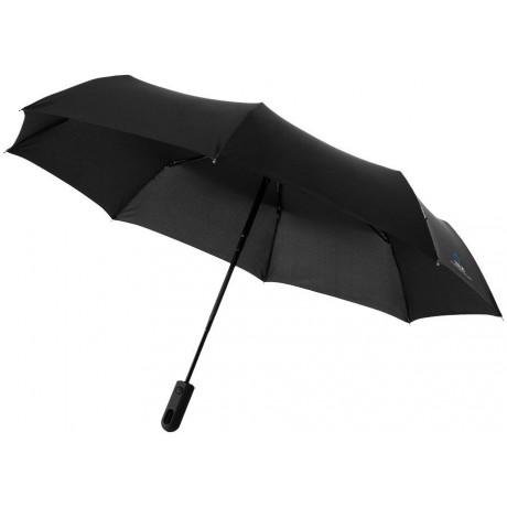 """Parapluie 3 sections 21.5"""" Traveler personnalisé"""
