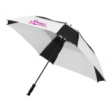 """Parapluie avec évents 30"""" Cube personnalisé"""