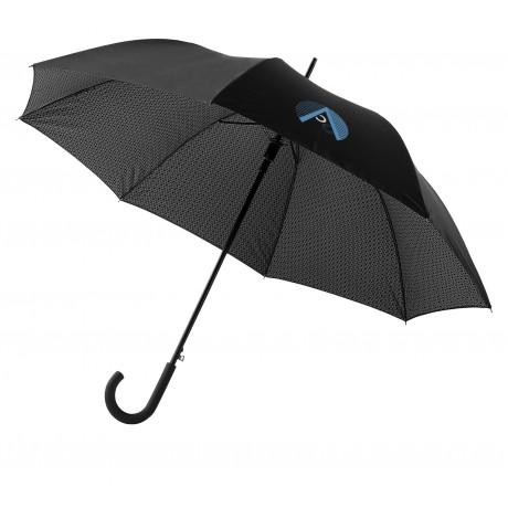"""Parapluie double couche à ouverture automatique 27"""" Cardew publicitaire"""