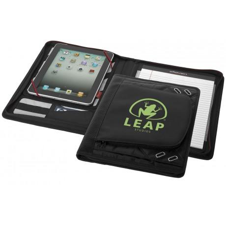 Étui iPad avec bloc-notes personnalisable