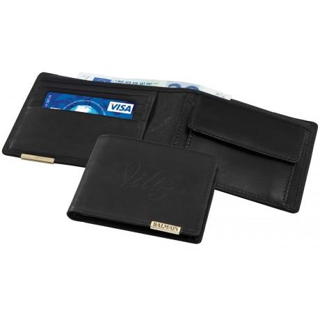 Portefeuille avec porte-monnaie personnalisé