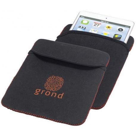 Étui réversible pour mini tablette Zigzag promotionnel