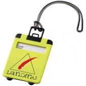 Étiquette à bagages Taggy personnalisée