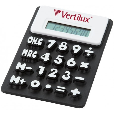 Calculatrice flexible Splitz personnalisable