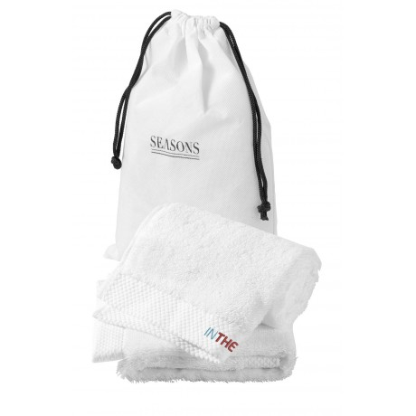 Set de deux serviettes de bain Twillston promotionnel