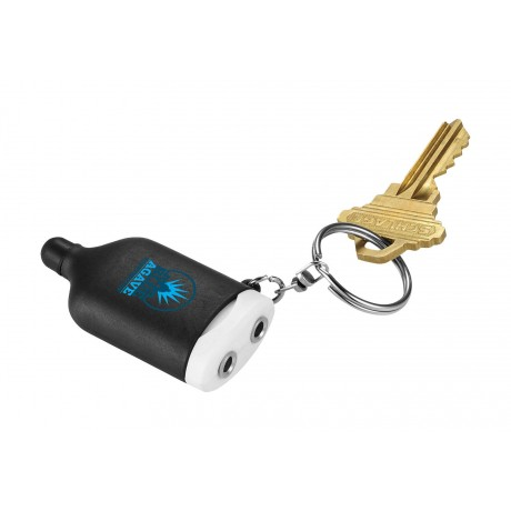Porte clé répartiteur de musique avec stylet 2-en-1 personnalisé