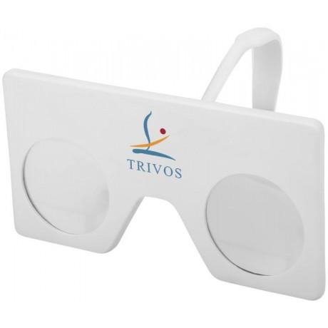Mini Lunettes de réalité virtuelle clipsables sur smartphone personnalisées