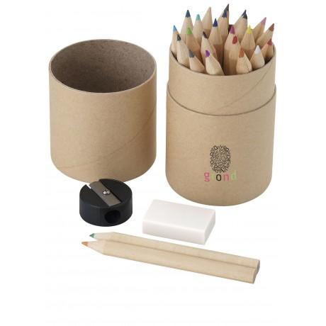 Set de 26 crayons de couleur personnalisable