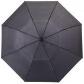 """Parapluie automatique 2 sections 23"""" personnalisé"""