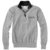 Pullover quart zippé Set pour entreprise