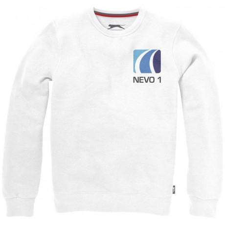 Sweater ras du cou Toss pour entreprise