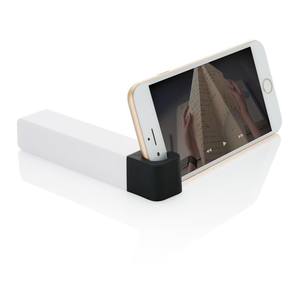 batterie de secours 2200mah avec support t l phone. Black Bedroom Furniture Sets. Home Design Ideas
