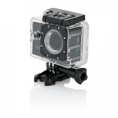 Caméra sport HD avec 11 accessoires personnalisée