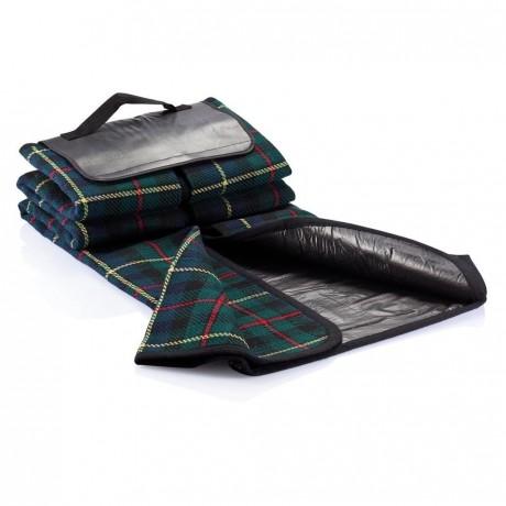 Couverture pique-nique écossaise pour entreprise