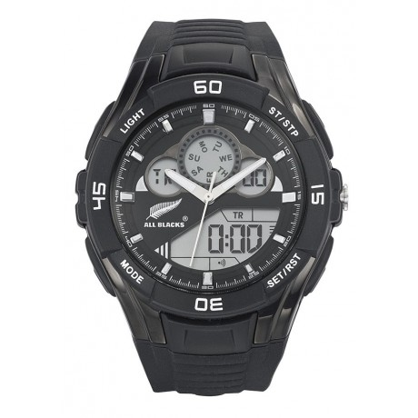Montre personnalisable All Black Tuipulotu