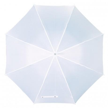 Parapluie manche droit pub Rainy & Walker