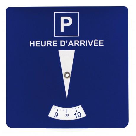 Disque de stationnement à personnaliser