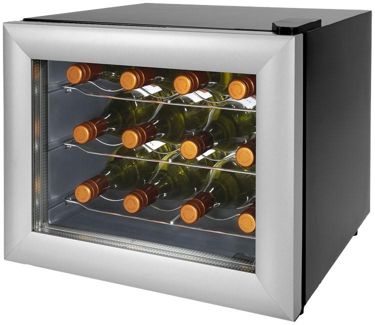 cave vins 12 bouteilles baron personnalis e par kelcom. Black Bedroom Furniture Sets. Home Design Ideas