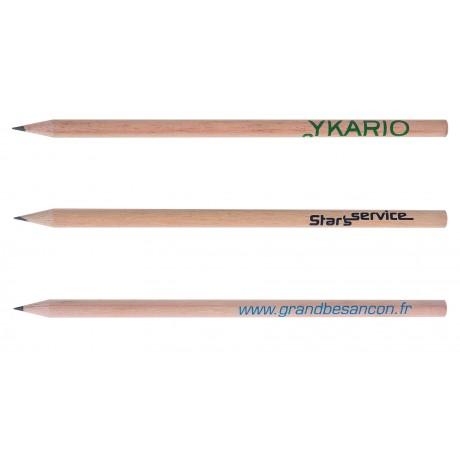 Crayon publicitaire Ecopap