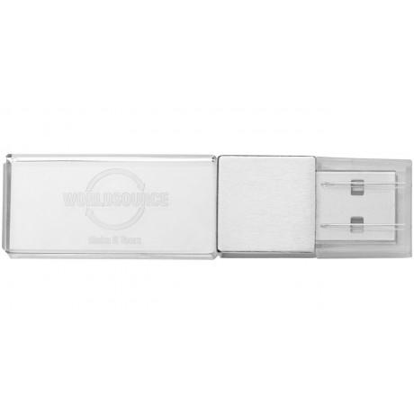 Clé USB publicitaire mini cristal