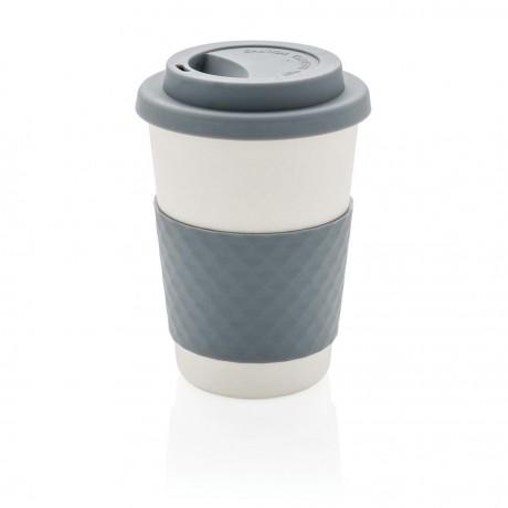 Tasse à café en fibre de Bambou personnalisable