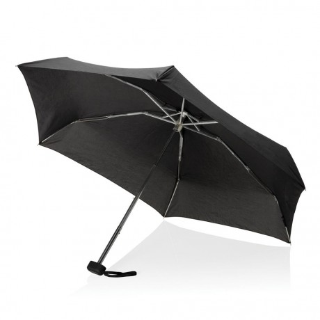 """Swiss Peak mini Parapluie 23"""" pliable publicitaire"""