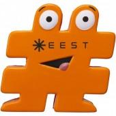 Anti stress en forme de Hash Tag pour entreprise