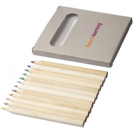Set de crayons de couleur pour entreprise