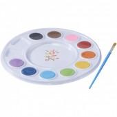 Set de peinture à l'eau Splash promotionnel