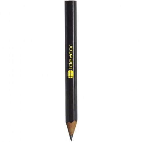 Crayon à papier avec corps de couleur Par promotionnel