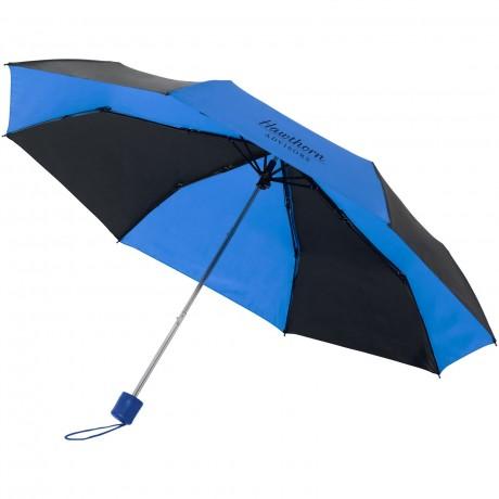"""Parapluie 2 tons 3 sections 21"""" Spark publicitaire"""