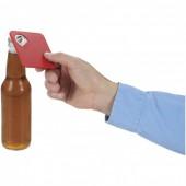 Dessous de verre et ouvre-bouteille Rally personnalisé