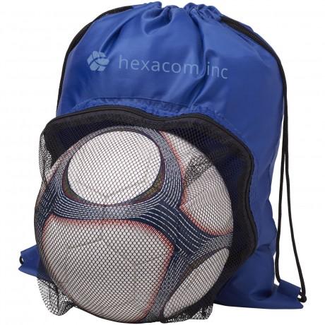 Sport Ball drawstring black pour entreprise