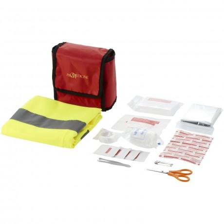 Kit premiers secours 19 pièces promotionnel