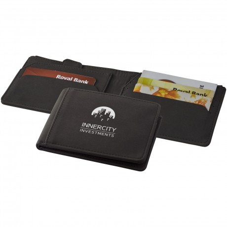 Portefeuille RFID Adventurer promotionnel