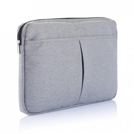 """Pochette pour ordinateur portable 15"""" sans PVC pour entreprise"""