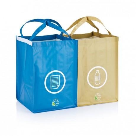 Sacs à déchets recyclables promotionnel