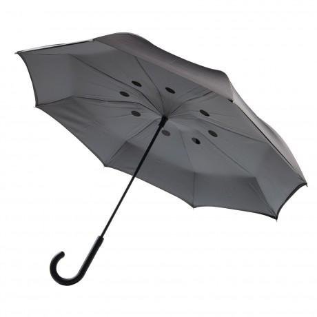 """Parapluie réversible 23"""" personnalisable"""